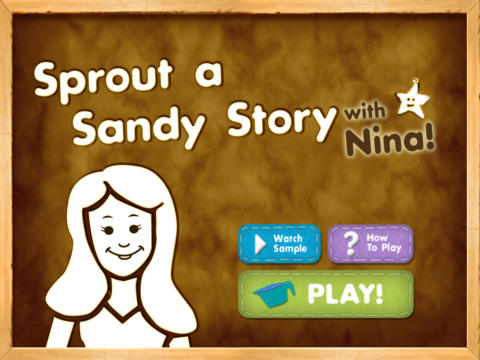 SandyStories - Educational App