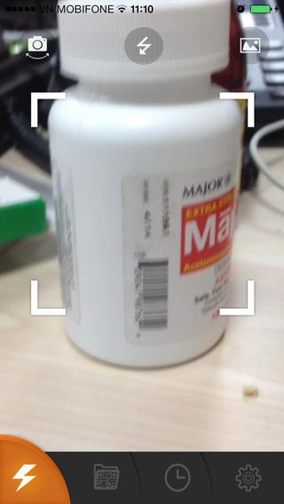 Barcode ME: Barcode QR Code Scanner
