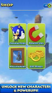 Screenshot #10 for Sonic Jump™