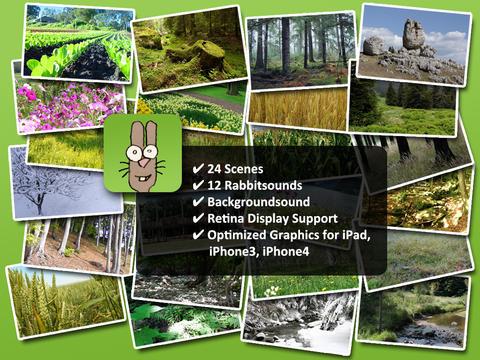Find the Rabbit iPad Screenshot 5
