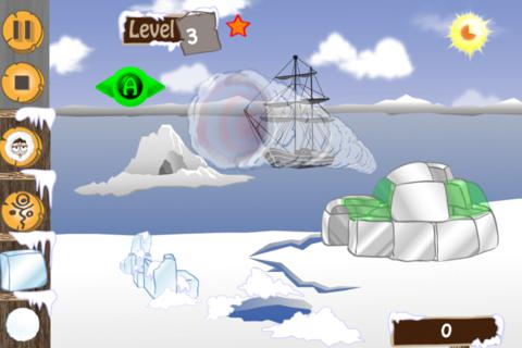 Screenshot 1 Flaming Igloo