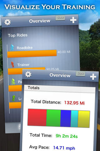 Cycling Log - Biking Tracker - for iPhone