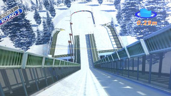 高台滑雪:Real Skijump HD【真实滑雪体验】
