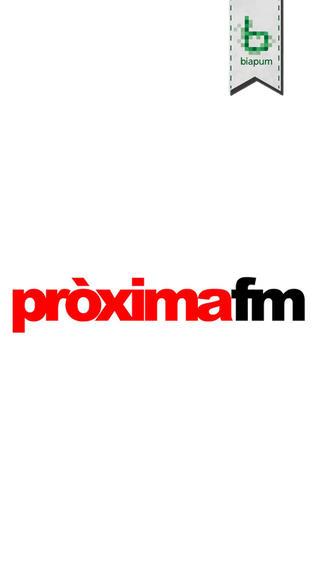 Ràdio Pròxima FM