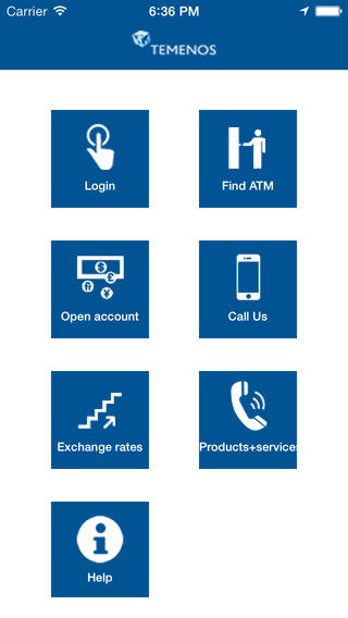 Temenos Mobile Commerce