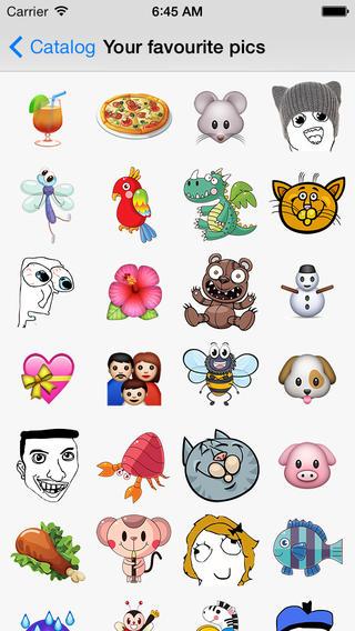 Emoji Catalog