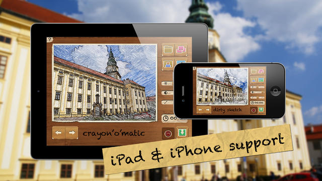 Pencil Camera HD - Real cartoon camera FX - iPhone Mobile Analytics and App Store Data