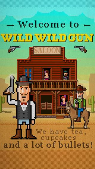Wild Wild Gun