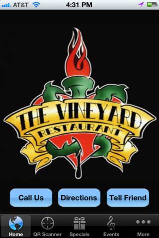 Vineyard Restaurant