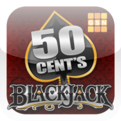 50 Cent's Blackjack icon