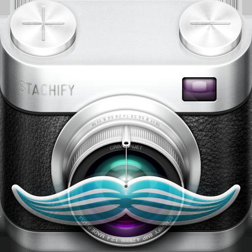 Stachify: The Mustache Camera