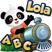 Lola's Alphabet Train for Mac icon