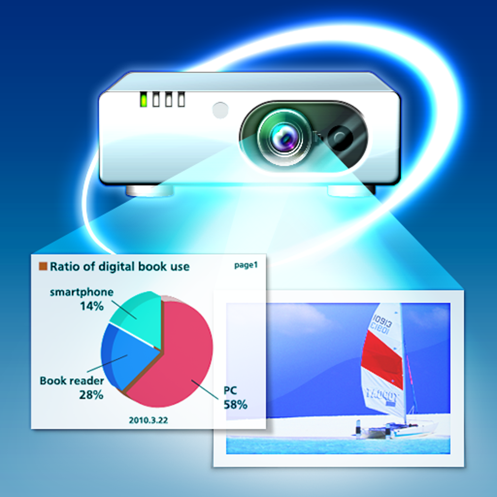 how to connect wireless panasonic projector to laptop