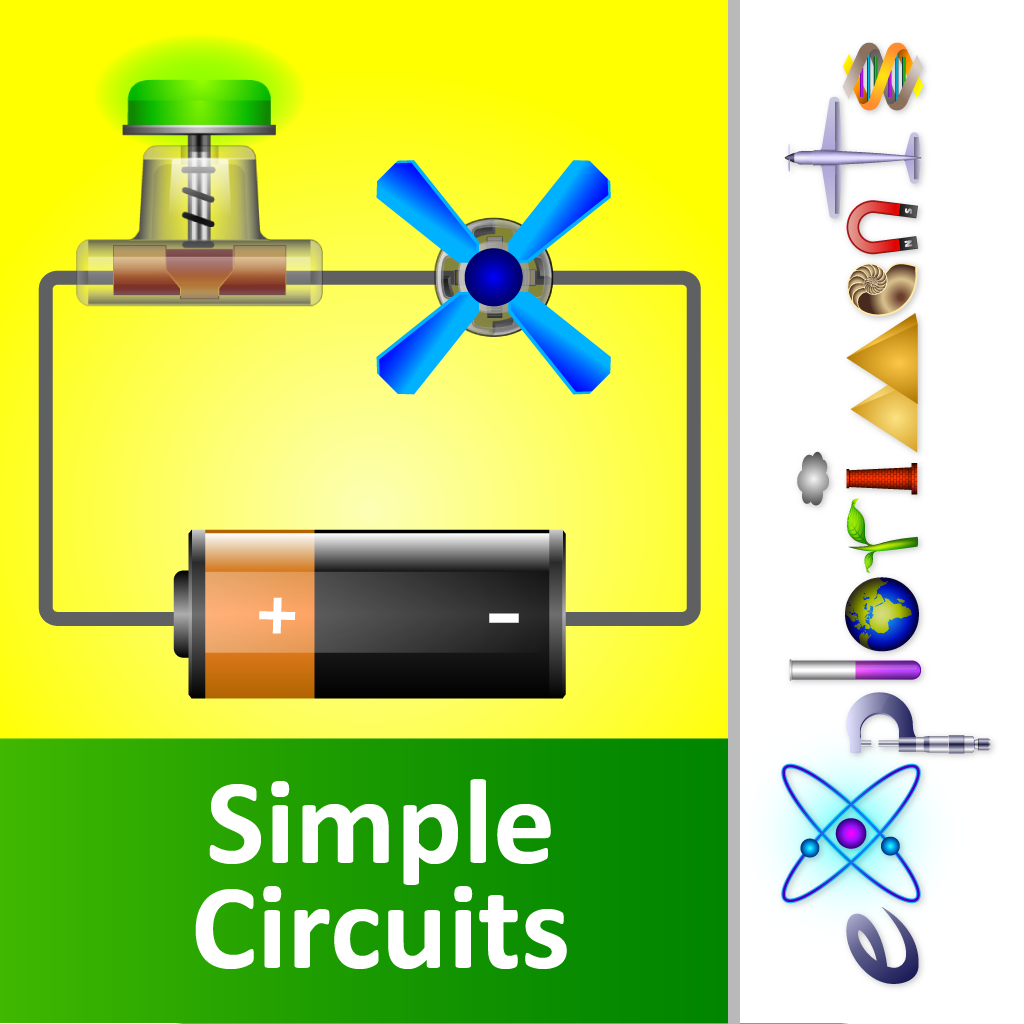 Czeshop Images Simple Series Circuit Diagram For Kids Electric Circuits Source