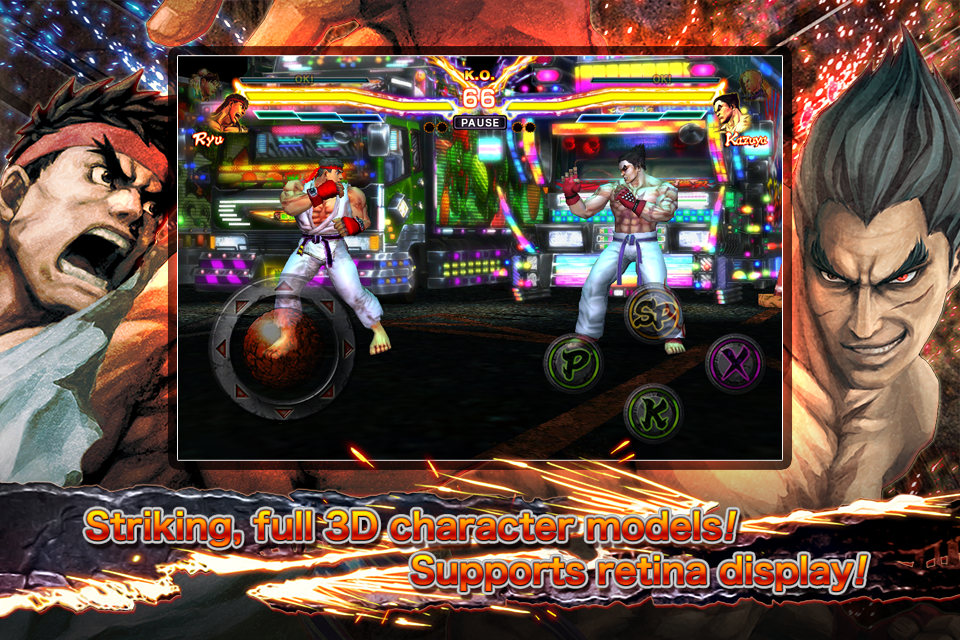 apk files android free apps fighter x tekken mobile by
