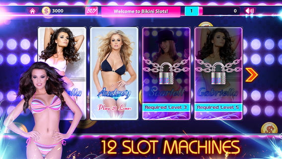 free slot machine nudity app