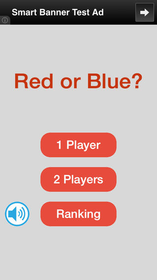 Red Or Blue Game