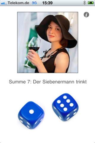 Siebenermann iPhone Screenshot 3