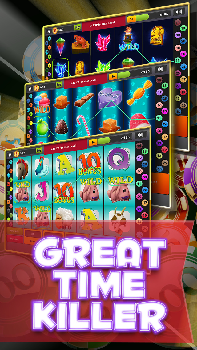 Screenshot 4 Слоты Машины Казино (Online Slots Machines Casino)
