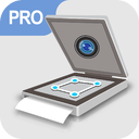 Scanner App Pro - Scan PDF, Print, Fax, Email, and Upload to Cloud Storages mobile app icon