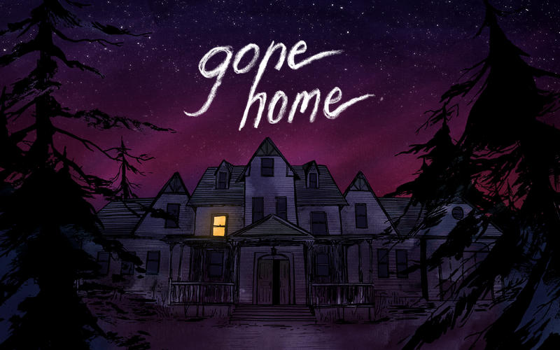 Gone Home for Mac screenshot