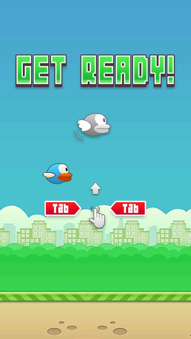 Flappy Wings: classic  Screenshot