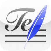 Textilus - MS Office® Word, OpenOffice & Scrivener Edition for iPad icon