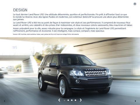 Land Rover LR2 2013 (Canada - Français)
