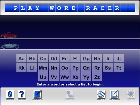Word Racer