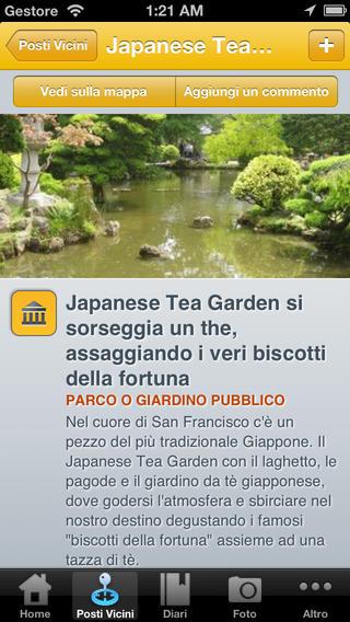 Turisti per Caso iPhone Screenshot 3