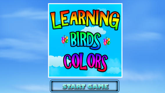 Learning Birds : Colorful Balloons