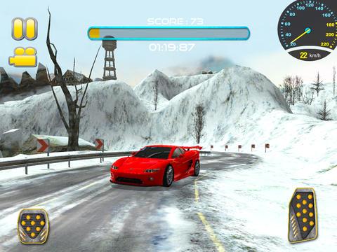 Cold Hard Drift Rally Free