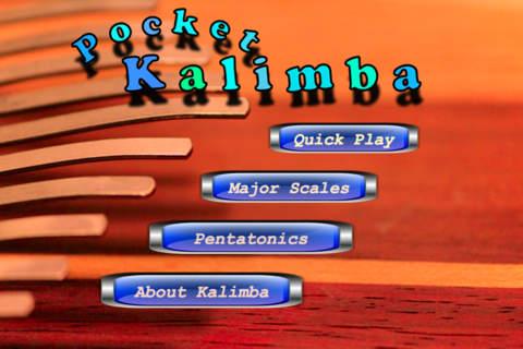 Pocket Kalimba
