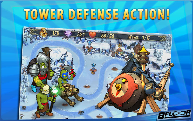 皇家塔防 Royal Defense for Mac
