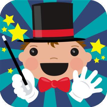 Magie pour les petits sur iPad LOGO-APP點子