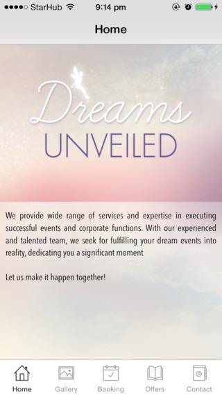 Unveiled Dreams