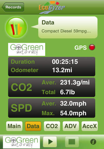 Go Green iPhone Screenshot 4