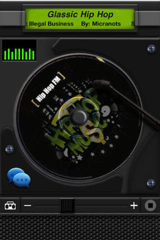 Hip Hop FM iPhone Screenshot 2