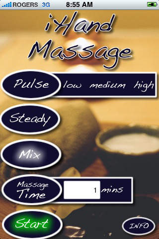 iHand Massage™ screenshot 1
