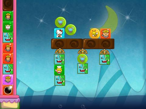 【免費遊戲App】Hello Kitty Balance-APP點子