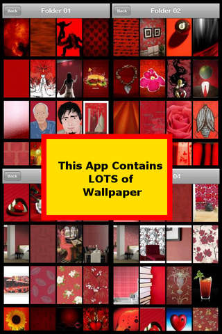 All Red Wallpapers