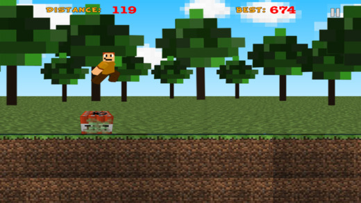 Covert Mine Villager Rush LX - A Block World Explorer and Escape Adventure Game