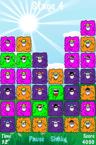 Sheep-O-Rama iPhone Screenshot 2