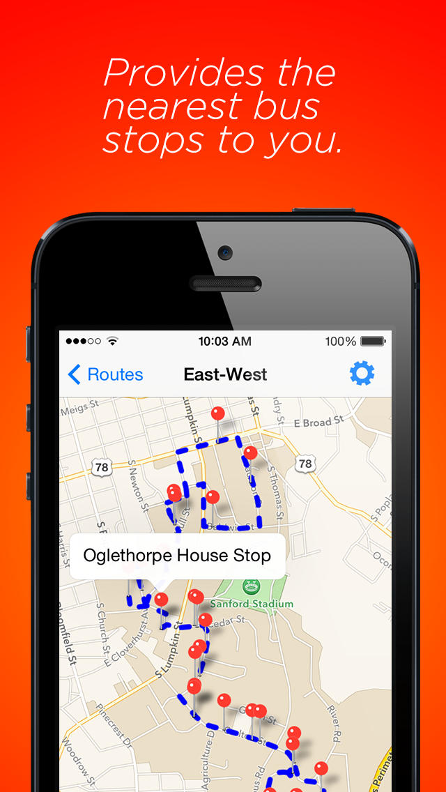 Campus Compass  Screenshot