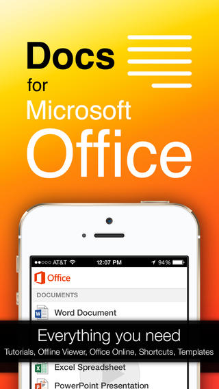 Full Docs for Microsoft Office, Word, Excel, PowerPoint, Outlook, OneNote and OneDrive Tutorials