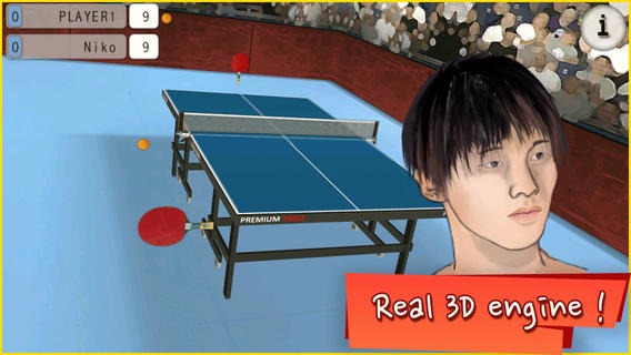 Table Tennis League