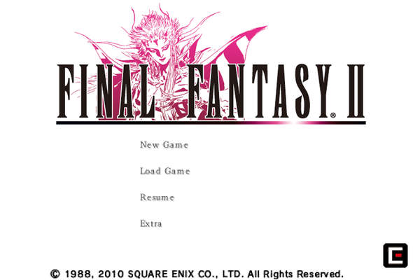 FINAL FANTASY II - iPhone Mobile Analytics and App Store Data