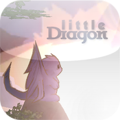 littleDragon 3D icon