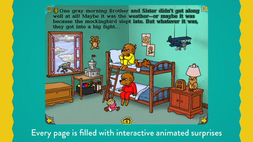 Berenstain Bears Get in a Fight - A SylvanPlay Network App