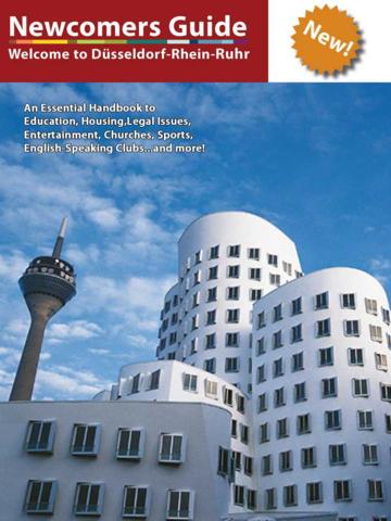 Newcomers Guide - Welcome to Düsseldorf Rhein-Ruhr